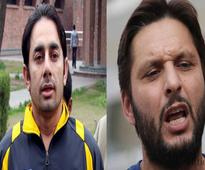 No central contracts for Afridi, Ajmal