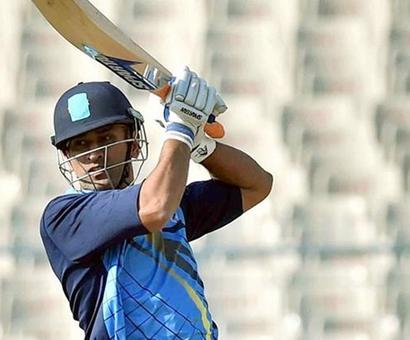 Vijay Hazare Trophy: Dhoni scores 43 but Jharkhand lose to Karnataka