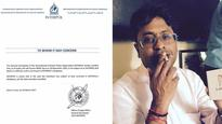Former IPL commissioner Lalit Modi claims Interpol has removed him from red notice category