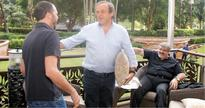 UEFA boss Platini pledges to help Asian football develop