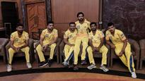 See Pics: Return of the famous yellow as CSK unveil IPL 2018 jersey