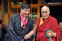 Lobsang Sangay sworn in as Prime Minister of Tibetan govt-in-exile