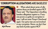 New faces to get 60 pc tickets, says Ajit Pawar