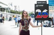 Gorgeous Formula One Grid Girls