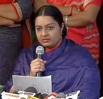 Amma's niece floats new party, 'MGR Amma Deepa Peravai'