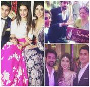 Karan Wahi's little sister gets engaged; Shraddha Kapoor stuns at the ceremony