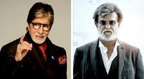 Amitabh Bachchan and Rajinikanth to clash on July 22