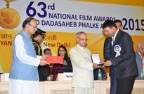 Gujarat receives National Award as the Most Film Friendly State