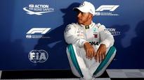 Australian GP: Lewis Hamilton takes record seventh pole in Melbourne