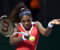 Serena Williams wins 50th singles championship