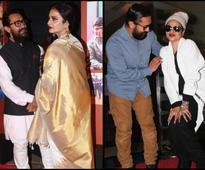 TIME MACHINE shelved, are Aamir Khan & Rekha teaming up again? - News