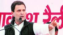 Rahul Gandhi to hold rallies  in Badal, Majithia strongholds