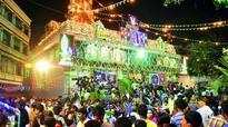 Vishnu sleeps, Sun turns south on the day of Toli Ekadashi