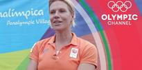 A Day in the Life of a Deputy Chef de Mission with Ester Vergeer