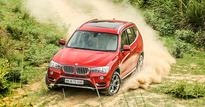 BMW X3, X5 petrol variants launched in India