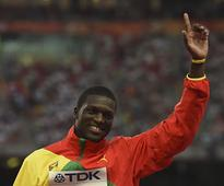 The man to beat: Olympic champions Kirani James breaks Drake record in 400 meters