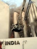 Times of India fire: Firemen still at work after 20 hours, second blaze in 2 years