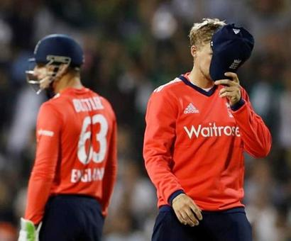 Pakistan crush England in one-off Twenty20 game