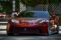 Ferrari (NYSE:RACE) Supercars in 2017