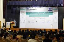 Entrepreneurship Summit, Thinking Social, A Tata Social Enteprise Challenge held at XIMB