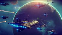 Hello Games says No Man's Sky's massive universe takes up just 6 GB on disc, already working on first update