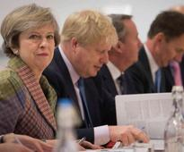Theresa May will not address Irish parliament