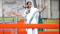 Mamata bitterly against withdrawing central forces from Darjeeling Hills