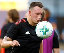Manchester United's Phil Jones baffled by two