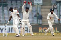 Live: Ashwin breaks Mathews-Chandimal stand before tea