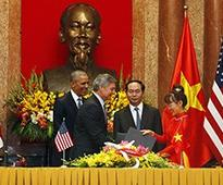 U.S., Vietnam firms clinch major deals