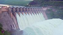 Anantpur: water level rises in Srisailam dam