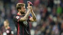 Eintracht Frankfurt's Marco Russ vows to return soon after cancer battle