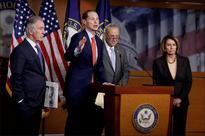 US Republicans debut tax bill, Trump seeks first win