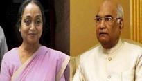 Meira Kumar congratulates Ram Nath Kovind for winning presidential polls