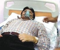 Musharraf discharged from hospital