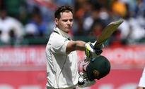 Steve Smith breaks Matthew Hayden's record