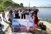 Social reformer Sri M's pan-India march for harmony concludes in Srinagar