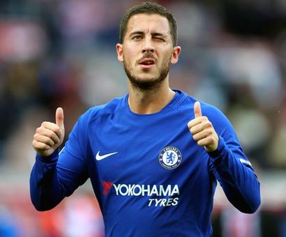 Sports shorts: Chelsea's Hazard eyeing a move to Real Madrid?