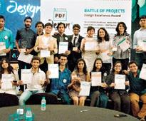 College students shine at Pune Design Festival 2016