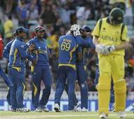 CT 2013: Sri Lanka outclass Australia to enter semifinals
