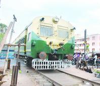 Patna train runs on fear