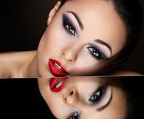 How To Make Up With Red Wine Lips