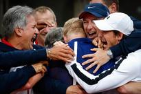 Britain Win Without Murray, Croatia Beat US in Davis Cup