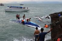 Body of Briton Jason Parnell missing after Thai boat accident found