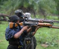 Naxal couple surrenders in Chhattisgarh, another held