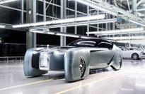 Need a lift? Rolls-Royce has defined the future of luxury mobility with concept car