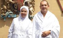 British ambassador embraces Islam, performs Haj