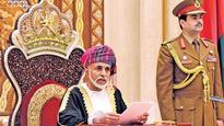His Majesty Sultan Qaboos bin Said sends condolences to Emir of Kuwait