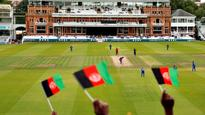 Afghanistan's big day at Lord's spoilt as rain curtails match against MCC XI