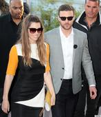 PHOTOS: Is Jessica Biel's Graphic Cannes Dress Awful Or Amazing?